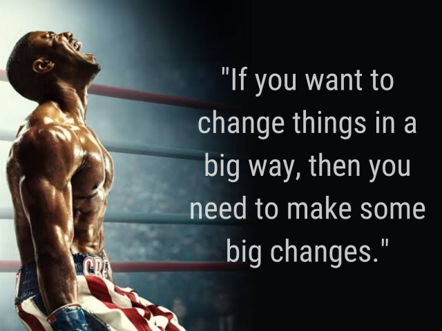 Creed 2 Quote