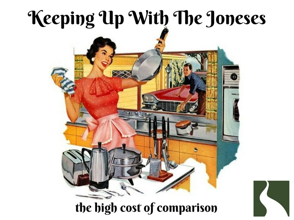 Image result for keeping up with the joneses