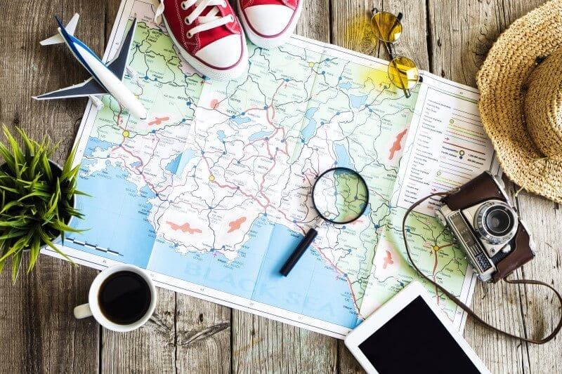 """""""Travel Hacking: How I Live Without An Income"""" (From Accountancy to TEFL #6)"""